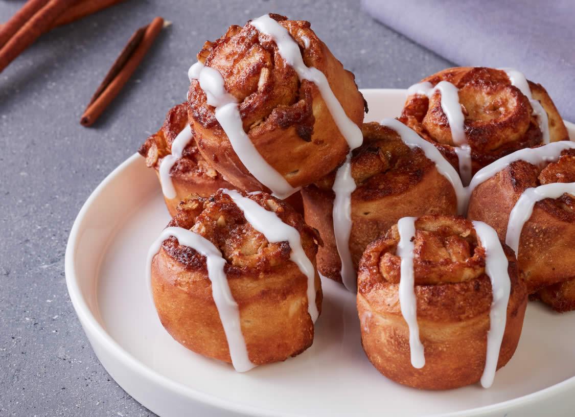 Cinnamons Rolls