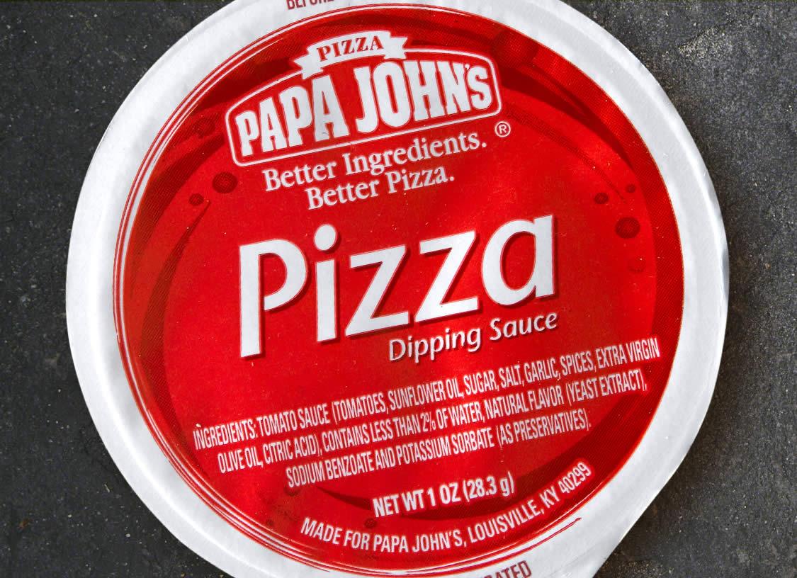 Salsa de Pizza