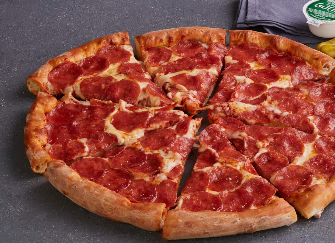 Pepperoni Pizzazz