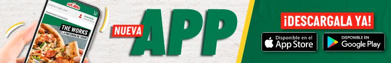 Nueva App Papa Johns